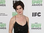 Mandatory Credit: Photo by Matt Baron/BEI/REX (3612926hs).. Gaby Hoffman.. 2014 Film Independent Spirit Awards, Los Angeles, America - 01 Mar 2014.. ..