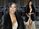 Porsha Williams makes an appearance on WWHL\nFeaturing: Porsha Williams\nWhere: Manhattan, New York, United States\nWhen: 15 Dec 2014\nCredit: TNYF/WENN.com