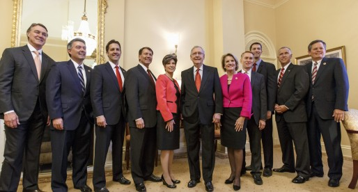 Six Rising Stars of the Republican Senate