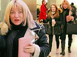 Picture Shows: Kellie Maloney  December 16, 2014\n \n Kellie Maloney seen catching a flight to America at Heathrow Airport in London, UK. Rumour has it that she is going for talks about becoming a boxing promoter stateside.\n \n Exclusive all rounder\n WORLDWIDE RIGHTS\n \n Pictures by : FameFlynet UK © 2014\n Tel : +44 (0)20 3551 5049\n Email : info@fameflynet.uk.com