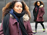 Jada Pinkett Smith was spotted walking through Tribeca with a male friend,as she made her way to the gym.\n\nPictured: Jada Pinkett Smith\nRef: SPL913201  161214  \nPicture by: Splash News\n\nSplash News and Pictures\nLos Angeles: 310-821-2666\nNew York: 212-619-2666\nLondon: 870-934-2666\nphotodesk@splashnews.com\n