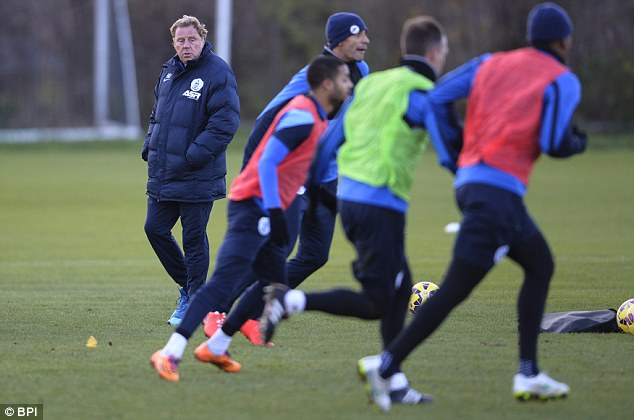 Harry Redknapp's side have improved in recent weeks posting wins over Leicester and Burnley