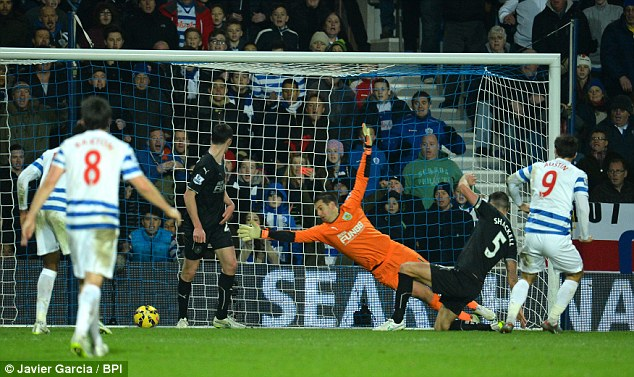 Charlie Austin fires QPR 2-0 to secure a crucial victory over fellow Premier League strugglers Burnley