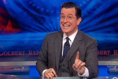 Stephen Colbert's Sublime & Truthy End
