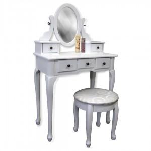 White_Vanity_Table
