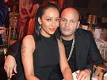 LONDON, ENGLAND - DECEMBER 03:  Mel B (L) and Stephen Belafonte attend the Cosmopolitan Ultimate Women of the Year Awards at One Mayfair on December 3, 2014 in London, England.  (Photo by David M. Benett/Getty Images)