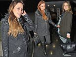 Celebrity guests arrive at RT¿ Studios for 'The Late Late Show'\nFeaturing: Una Foden\nWhere: Dublin, Ireland\nWhen: 19 Dec 2014\nCredit: WENN.com\n**Not available for publication in Irish Tabloids, Irish magazines.**
