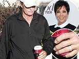 Picture Shows: Bruce Jenner  December 19, 2014\n \n Reality star Bruce Jenner makes a morning coffee run to Starbucks in Malibu, California.\n \n Bruce was still wearing his wedding band, despite the fact that he and Kris Jenner's divorce became finalized yesterday, (though they won't be officially divorced until March 23, 2015, due to the six month legal requirement).\n \n Is Bruce still clinging to a hope of reconciliation? Or does he just really like the ring as a fashion accessory?\n \n UK RIGHTS ONLY\n \n Pictures by : FameFlynet UK © 2014\n Tel : +44 (0)20 3551 5049\n Email : info@fameflynet.uk.com