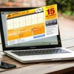 LottoSysteme_Laptop mit TippscheinI