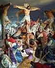 Free Christ Images: Jesus is Crucified