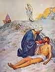 Free Christ Images: The Good Samaritan