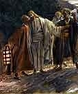 jesus christ Images for chrsitmas: Kiss of Judas by Tissot