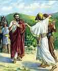 Free Christ Images: Centurion Hears His Servant is Healed