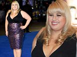 "Rebel Wilson arrives for the UK Premiere of ""Night at the Museum: Secret of the Tomb"" at the Empire, Leicester Square, London, UK on the 15th December 2014."