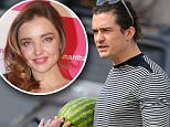 EXCLUSIVE TO INF.\nDecember 20, 2014: Orlando Bloom grocery shopping with his mother, Sonia, in Malibu, California. He decided to go bagless and carried a watermelon and lemonade in his arms.\nMandatory Credit: Sasha Lazic/INFphoto.com\nRef: infusla-257