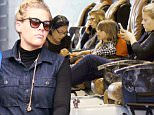 Busy Philipps took six years old daughter Birdie Leigh Silverstein to a Nail Salon in Hollywood.\n\nPictured: Busy Philipps,Birdie Leigh Silverstein.\nRef: SPL916430  211214  \nPicture by: JLM / Splash News\n\nSplash News and Pictures\nLos Angeles: 310-821-2666\nNew York: 212-619-2666\nLondon: 870-934-2666\nphotodesk@splashnews.com\n