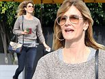 Picture Shows: Laura Dern  December 21, 2014\n \n Actress Laura Dern hurries back to her car after enjoying breakfast in Brentwood, California. Laura has been busy recently promoting her latest film 'Wild'. \n \n Non-Exclusive\n UK RIGHTS ONLY\n \n Pictures by : FameFlynet UK © 2014\n Tel : +44 (0)20 3551 5049\n Email : info@fameflynet.uk.com