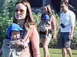 "Picture Shows: Otis Sudeikis, Olivia Wilde, Jason Sudeikis  December 20, 2014    ""Meadowland"" actress Olivia Wilde and her fiance Jason Sudeikis spotted out with their son Otis in Maui, Hawaii. The family has been enjoying their holiday vacation away from the fast-paced life of Los Angeles.    Exclusive All Rounder  UK RIGHTS ONLY    Pictures by : FameFlynet UK    2014  Tel : +44 (0)20 3551 5049  Email : info@fameflynet.uk.com"