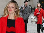 Fearne Cotton leaves Radio 1 after her morning show with her husband Jesse Wood\nFeaturing: Fearne Cotton, Jesse Wood\nWhere: London, United Kingdom\nWhen: 22 Dec 2014\nCredit: WENN.com