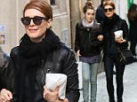 ROME, ITALY - DECEMBER 22:  (EXCLUSIVE COVERAGE) (ITALY OUT) American actress Julianne Moore with her daughter Liv Freundlich are sighted on a Christmas holiday at via del Corso in Rome on December 22, 2014 in Rome, Italy  (Photo by Ernesto Ruscio/GC Images)