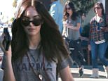 """Picture Shows: Megan Fox  December 22, 2014\n \n """"Teenage Mutant Ninja Turtles"""" star Megan Fox has lunch with her mother at Sweet Butter Cafe on December 22, 2014 in Sherman Oaks, California. Earlier this month Megan and her husband Brian Austin Green were hit by a drunk driver on their way home on Mulholland Drive...\n \n EXCLUSIVE ALL ROUNDER\n UK RIGHTS ONLY\n \n Pictures by : FameFlynet UK © 2014\n Tel : +44 (0)20 3551 5049\n Email : info@fameflynet.uk.com"""