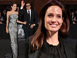 Mandatory Credit: Photo by Action Press/REX (4283591a).. Angelina Jolie.. 'Unbroken' film screening followed by Q&A and reception, Los Angeles, America - 08 Dec 2014.. ..