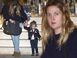 Picture Shows: Olive Kopelman, Drew Barrymore  December 21, 2014\n \n 'Blended' actress Drew Barrymore and her daughter Olive doing some last minute Christmas shopping at Barneys New York in Beverly Hills, California. Drew went make-up free and looked casual in a navy sweater, ripped denim jeans, brown boots.\n \n Non Exclusive\n UK RIGHTS ONLY\n \n Pictures by : FameFlynet UK © 2014\n Tel : +44 (0)20 3551 5049\n Email : info@fameflynet.uk.com