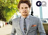 """0115-GQ-FASU01.jpg JACK O'CONNELL MODELS GQ's FAVORITE SUITS IN THE JANUARY ISSUE; TALKS HIS REPUTATION AND HOW HE'S MATURED  Apparently, playing rascals has never required a huge leap for him to get into character. """"'Jack the Lad' was on my school report,"""" the 24-year-old actor tells GQ. """"It used to say that my Jack the Lad mentality was disruptive to meself and everyone else's education.""""   O'Connell has matured. """"I'm not trying to have the most fun I've ever had ever, anymore, you know? That used to be the mentality every time I left the house,"""" he says. """"But things are going the way I want now. I've got my plants on my roof terrace, and I like watering them. I'm quite boring,"""" he insists.  Photo attached for use. Photo credit: Ben Watts/GQ. Additional photos available upon request See the full story and photo slideshow at gq.com: http://www.gq.com/entertainment/celebrities/201501/jack-oconnell-unbroken"""