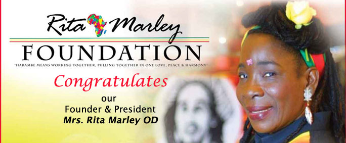 Congratulations to Mrs. Marley