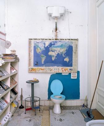 Andras Calamandreihe per The Wall, Keine Hälfte der Welt kann ohne die andere Hälfte der Welt überleben, 2007