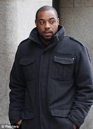 A dirty, rotten cheat: Mervyn Westfield pleaded guilty to corruption in January 2012