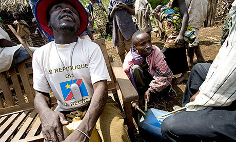 Pygmy Genocide in East Congo