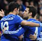 Chelsea v West Ham. Premier league,  London.  Picture Andy Hooper Daily Mail/ Solo Syndication pic shows