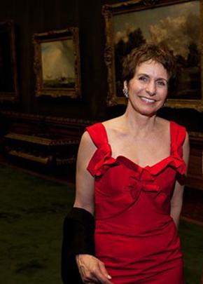 Nancy Pedot 为旗下法国品牌CEO