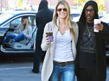 Picture Shows: Paige Butcher, Eddie Murphy  December 27, 2014\n \n Actor Eddie Murphy and his girlfriend Paige Butcher stop to pick up some coffee at The Coffee Bean in Studio City, California on December 27, 2014. \n \n It is being reported that 'Beverly Hills Cop 3' will begin filming in Detroit and surrounding communities this spring.\n \n EXCLUSIVE ALL ROUNDER\n UK RIGHTS ONLY\n Pictures by : FameFlynet UK © 2014\n Tel : +44 (0)20 3551 5049\n Email : info@fameflynet.uk.com