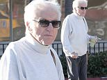 EXCLUSIVE TO INF.\nDecember 26, 2014: Dick Van Dyke picks up a smoothie at Vitamin Barn and does a little grocery shopping in Malibu, California. Van Dyke is seen toting his purchases in a reusable shopping bag and carrying a man purse.\nMandatory Credit: Borisio/INFphoto.com Ref: infusla-277