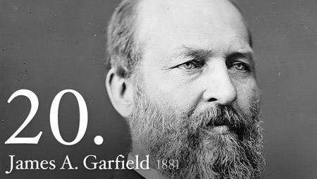 Photo of James Garfield