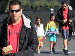 Picture Shows: Sunny Sandler, Sadie Sandler, Adam Sandler  December 28, 2014    Actor Adam Sandler takes his daughters Sadie and Sunny out for lunch at the Tavern Restaurant in Brentwood, California. Adam and his family spent the Christmas holiday in Hawaii where they soaked up the warm sun and enjoyed their time on the beach.    Exclusive  UK RIGHTS ONLY  Pictures by : FameFlynet UK    2014  Tel : +44 (0)20 3551 5049  Email : info@fameflynet.uk.com