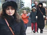 26.DECEMBER.2014 - LONDON - UK\n**EXCLUSIVE ALL ROUND PICTURES**\nHELENA BONHAM-CARTER AND TIM BURTON ENJOY CHRISTMAS TOGETHER OUT ON A FAMILY WALK IN NORTH LONDON. THE FAMILY HAD LUNCH IN A NEARBY RESTAURANT BEFORE WALKING HOME. THE COUPLE HAVE PUT THEIR TROUBLES BEHIND THEM FOR THE KIDS SAKE OVER CHRISTMAS AFTER THEIR RECENT SPLIT BUT ARE STILL ON GOOD TERMS. \nBYLINE MUST READ : XPOSUREPHOTOS.COM\n***UK CLIENTS - PICTURES CONTAINING CHILDREN PLEASE PIXELATE FACE PRIOR TO PUBLICATION ***\nUK CLIENTS MUST CALL PRIOR TO TV OR ONLINE USAGE PLEASE TELEPHONE 0208 344 2007**