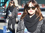 "West Hollywood, CA - Actress Dakota Johnson and her sister enjoy each other's company as the two went shopping down West Hollywood.  Dakota is set to star in the much-anticipated book to movie adaptation ""50 Shades of Grey"", scheduled for release in February 2015. \n  \nAKM-GSI       December 27, 2014\nTo License These Photos, Please Contact :\nSteve Ginsburg\n(310) 505-8447\n(323) 423-9397\nsteve@akmgsi.com\nsales@akmgsi.com\nor\nMaria Buda\n(917) 242-1505\nmbuda@akmgsi.com\nginsburgspalyinc@gmail.com"