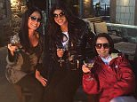 teresaaprea 2 days ago Cocktails by the fire pit w @teresaguidice @nicolenapolitano_rhonj #alwaysgreattimes #skiing ????