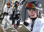 Picture Shows: Gwen Stefani, Gavin Rossdale  December 29, 2014\n \n Couple Gwen Stefani and Gavin Rossdale hit the slopes to enjoy a day of skiing at the Mammoth Mountain Resort in Mammoth, California. Gavin and Gwen, along with their three sons, are spending the holidays at their favorite mountain resort. \n \n Non Exclusive\n UK RIGHTS ONLY \n \n Pictures by : FameFlynet UK © 2014\n Tel : +44 (0)20 3551 5049\n Email : info@fameflynet.uk.com