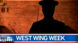 """West Wing Week 07/04/14 or, """"Cynicism is a Choice… Hope is a Better Choice"""""""