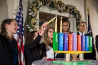 "<a href=""/blog/2014/12/17/president-obama-happy-hanukkah-everybody"">President Obama: &quot;Happy Hanukkah, Everybody!&quot;</a>"