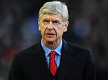 Barclays Premier League, West Ham v Arsenal 28/12/14: Kevin Quigley/Daily Mail/Solo Syndication Arsene Wenger