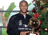 Congratulations @sterling31, who was today announced as the winner of the prestigious 2014 European Golden Boy award