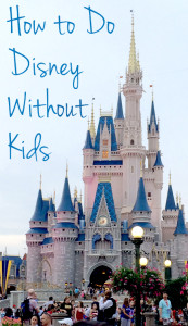 Visiting Disney World Without the Kids