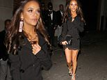 31.DEC.2014 - LONDON - UK\nACTRESS CHELSEE HEALEY ARRIVES FOR A NEW YEARS PARTY WEARING A LARGE MOSCHINO NECKLACE AT LIBERTINES IN LONDON\nBYLINE MUST READ : XPOSUREPHOTOS.COM\n***UK CLIENTS - PICTURES CONTAINING CHILDREN PLEASE PIXELATE FACE PRIOR TO PUBLICATION ***\nUK CLIENTS MUST CALL PRIOR TO TV OR ONLINE USAGE PLEASE TELEPHONE 0208 344 2007**