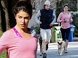 Pictured: Nikki Reed, Ian Somerhalder\nMandatory Credit © Patron/Broadimage\n***EXCLUSIVE***\nNikki Reed and boyfriend Ian Somerhaldert Out for Jogging with their Dogs in Hollywood\n\n12/31/14, Hollywood, California, United States of America\n\nBroadimage Newswire\nLos Angeles 1+  (310) 301-1027\nNew York      1+  (646) 827-9134\nsales@broadimage.com\nhttp://www.broadimage.com\n