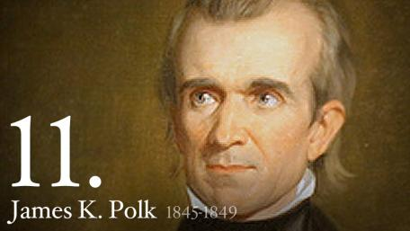 Photo of James K. Polk